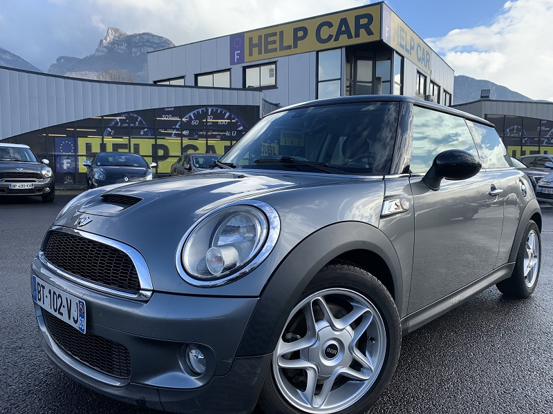 Photo 1 de l'offre de MINI MINI COOPER S 175CH PACK HOT SPICE à 7490€ chez Help car