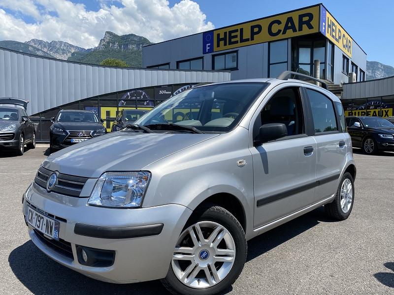 Fiat PANDA 1.3 MULTIJET 16V 70CH ACTIVE Diesel GRIS C Occasion à vendre