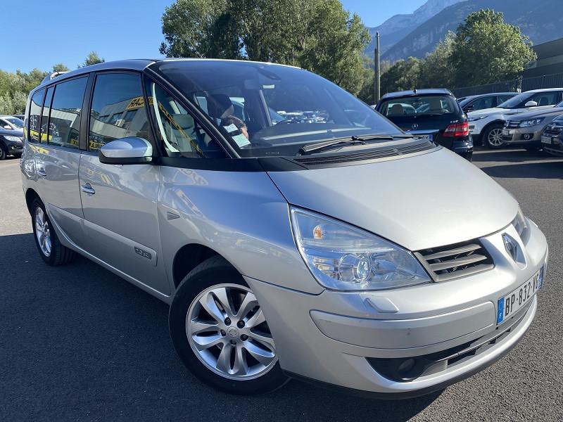 Renault ESPACE IV 2.0 DCI 150CH FAP CARMINAT Diesel GRIS C Occasion à vendre