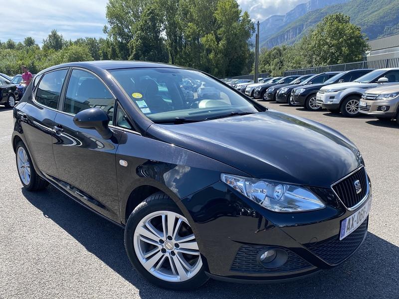Photo 2 de l'offre de SEAT IBIZA 1.6 TDI90 FAP 5P à 6990€ chez Help car