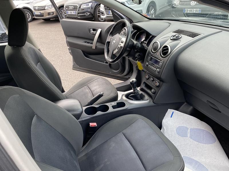 Photo 4 de l'offre de NISSAN QASHQAI 1.5 DCI 110CH FAP PURE DRIVE ACENTA 130G à 9490€ chez Help car