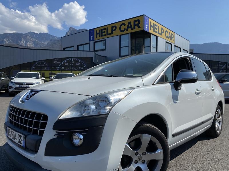 Peugeot 3008 1.6 HDI110 FAP PREMIUM PACK Diesel BLANC Occasion à vendre