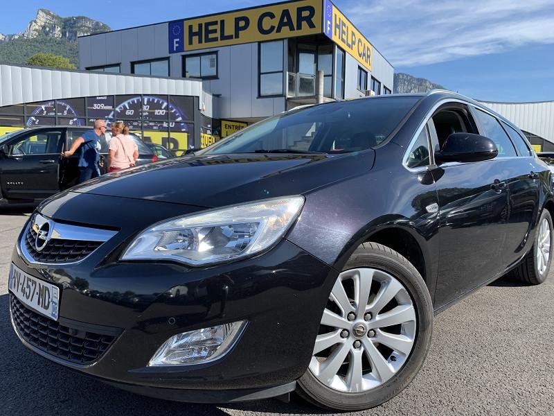 Opel ASTRA SPORTS TOURER 1.7 CDTI125 FAP COSMO Diesel NOIR Occasion à vendre
