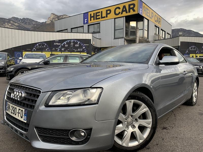 Audi A5 2.0 TDI 170CH DPF AMBITION LUXE QUATTRO Diesel GRIS C Occasion à vendre