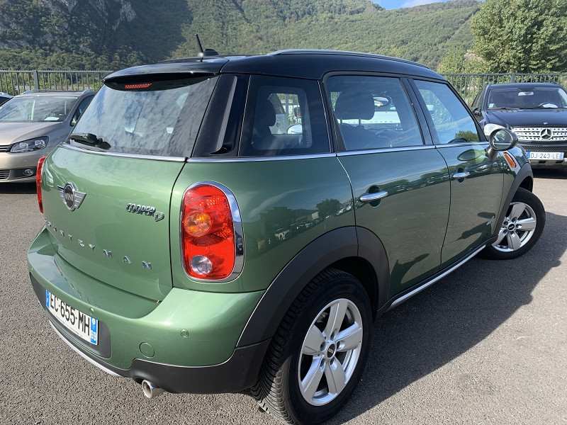 Photo 2 de l'offre de MINI COUNTRYMAN COOPER D 112CH ALL4 à 10990€ chez Help car