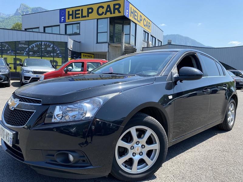 Chevrolet CRUZE 2.0VCDI LT+ 5P Diesel NOIR Occasion à vendre