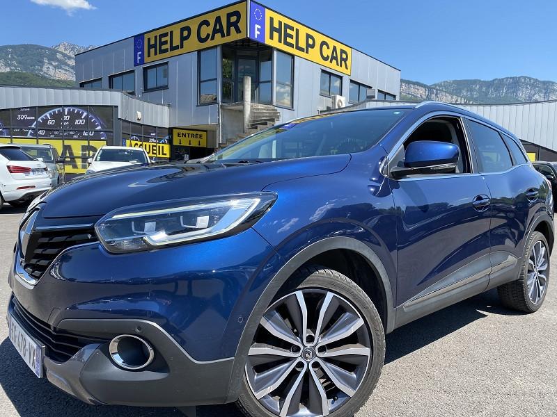 Renault KADJAR 1.6 DCI 130CH ENERGY BUSINESS Diesel BLEU F Occasion à vendre