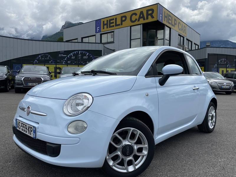 Photo 1 de l'offre de FIAT 500 1.3 MULTIJET 16V 75CH DPF POP à 5990€ chez Help car