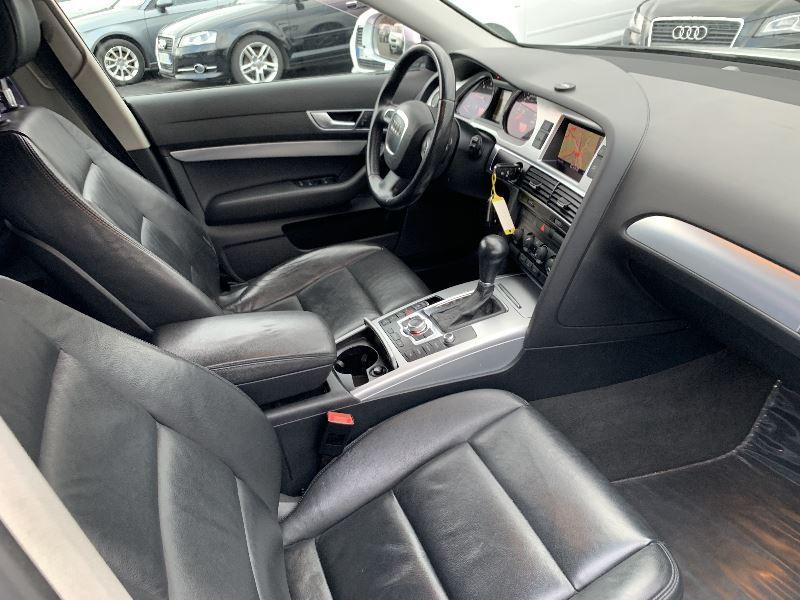 Photo 4 de l'offre de AUDI A6 AVANT 2.0 TDI 170CH DPF S LINE MULTITRONIC à 7990€ chez Help car
