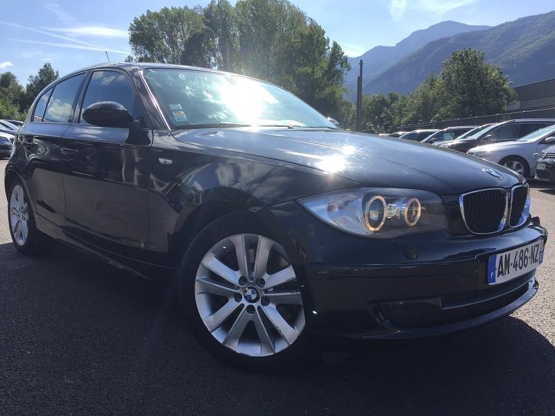 Photo 3 de l'offre de BMW SERIE 1 (E81/E87) 123D 204CH LUXE 5P à 10490€ chez Help car