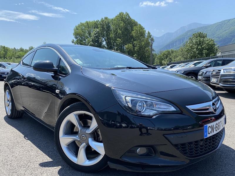 Opel ASTRA GTC 1.7 CDTI 130CH FAP SPORT PACK START&STOP Diesel NOIR Occasion à vendre