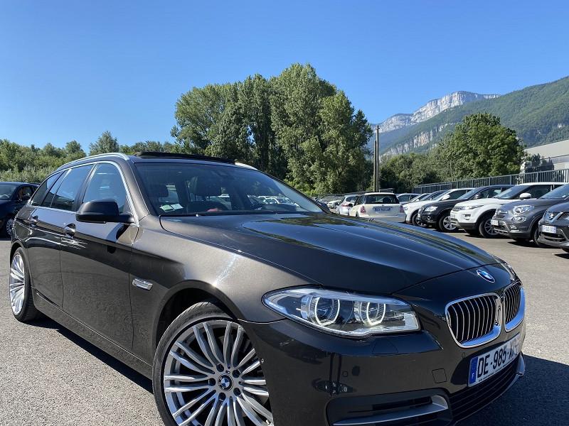 Photo 2 de l'offre de BMW SERIE 5 TOURING (F11) 530DA 258CH EXECUTIVE à 19990€ chez Help car