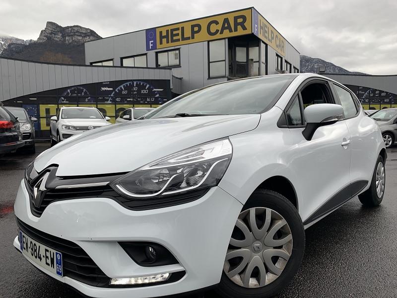 Renault CLIO IV STE 1.5 DCI 75CH ENERGY AIR MEDIANAV E6C Diesel BLANC Occasion à vendre