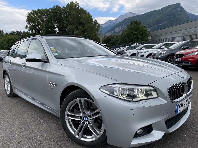 Photo 2 de l'offre de BMW SERIE 5 TOURING (F11) 520DA XDRIVE 190CH M SPORT à 29990€ chez Help car