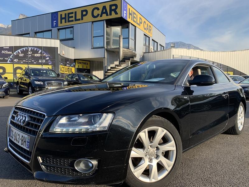 Audi A5 2.0 TFSI 211CH AMBITION LUXE Essence NOIR Occasion à vendre
