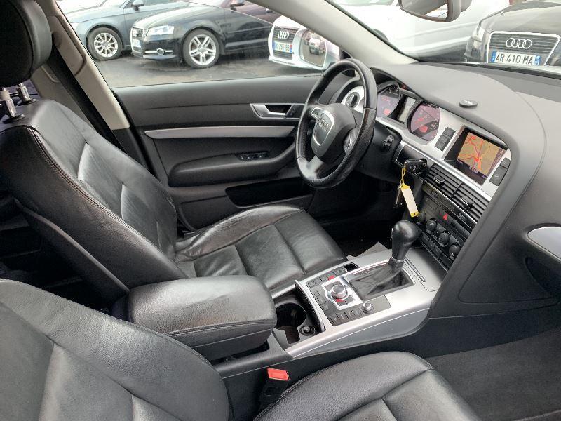 Photo 5 de l'offre de AUDI A6 AVANT 2.0 TDI 170CH DPF S LINE MULTITRONIC à 7990€ chez Help car
