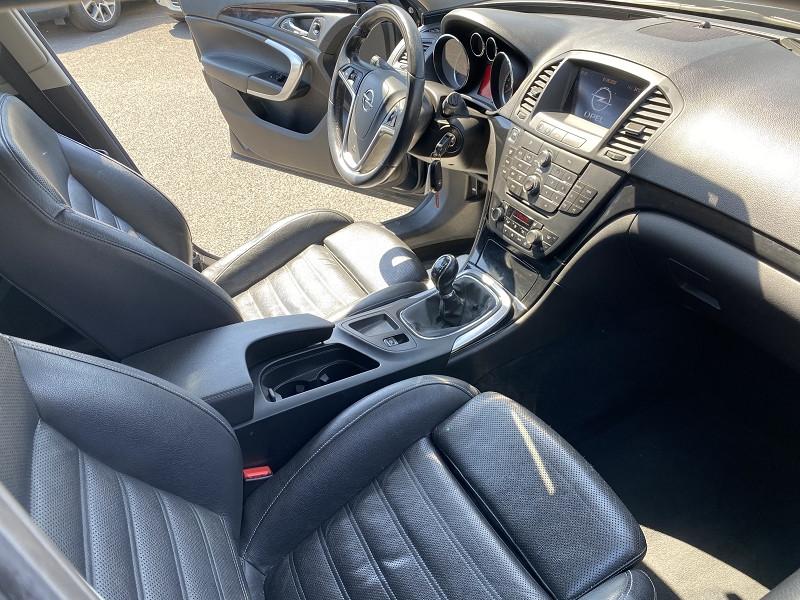 Photo 4 de l'offre de OPEL INSIGNIA SP TOURER 2.0 CDTI160 FAP ECOF COSMO START&STOP à 9490€ chez Help car