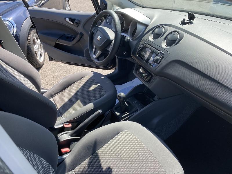 Photo 3 de l'offre de SEAT IBIZA 1.6 TDI90 FAP 5P à 6990€ chez Help car