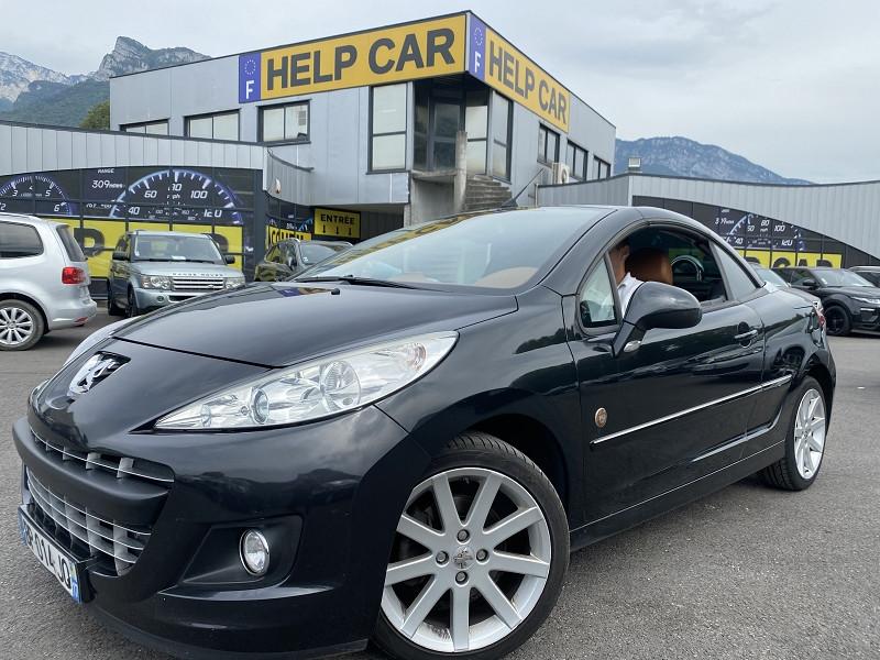 Photo 1 de l'offre de PEUGEOT 207 CC 1.6 VTI 16V ROLAND GARROS II à 7990€ chez Help car