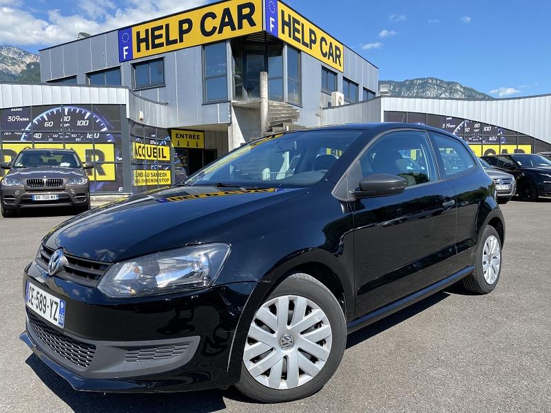 Volkswagen POLO 1.6 TDI 90CH FAP CONFORTLINE 3P Diesel NOIR Occasion à vendre