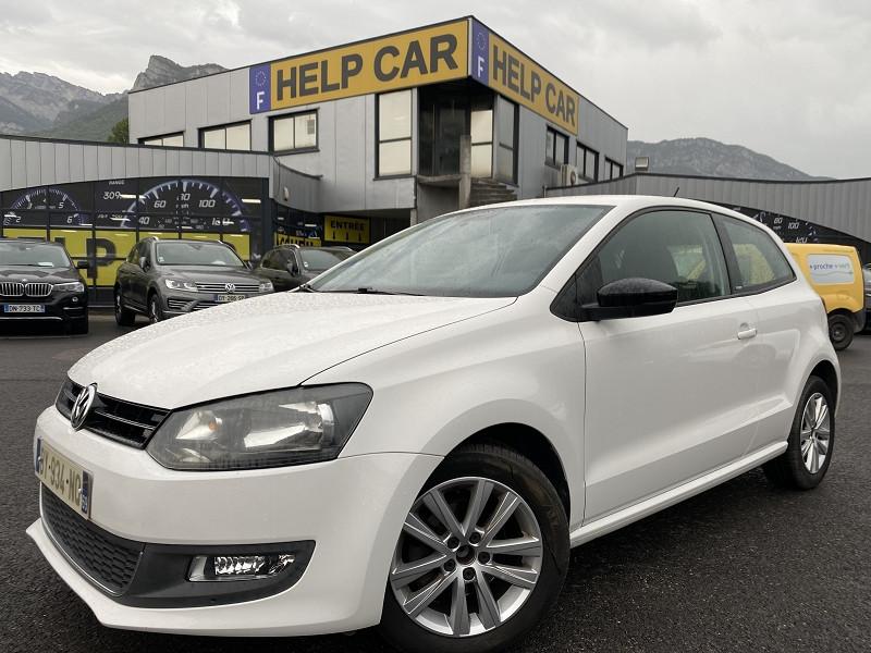 Volkswagen POLO 1.6 TDI 90CH FAP STYLE 3P Diesel BLANC Occasion à vendre