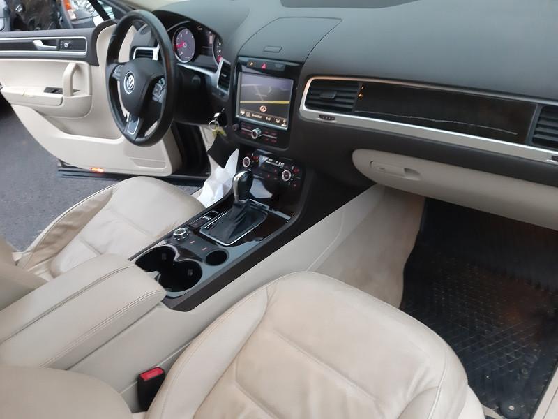 Photo 4 de l'offre de VOLKSWAGEN TOUAREG 3.0 V6 TDI 240CH FAP CARAT EDITION TIPTRONIC à 13990€ chez Help car