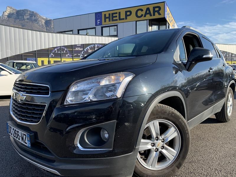 Chevrolet TRAX 1.7 VCDI 130 LS S&S Diesel NOIR Occasion à vendre