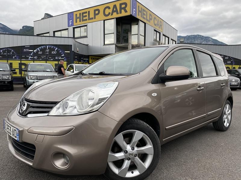 Nissan NOTE 1.5 DCI 90CH FAP LIFE+ EURO5 Diesel MARRON Occasion à vendre