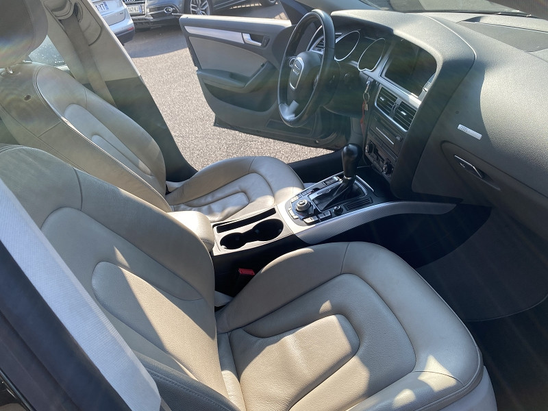 Photo 4 de l'offre de AUDI A5 SPORTBACK 2.7 V6 TDI 190CH DPF AMBITION LUXE MULTITRONIC à 16490€ chez Help car