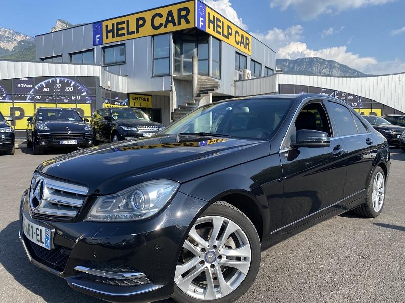 Mercedes-Benz CLASSE C (W204) 220 CDI AVANTGARDE EXECUTIVE 7G-TRONIC Diesel NOIR Occasion à vendre