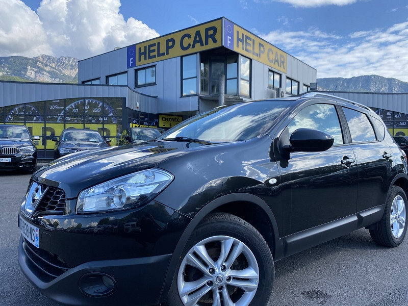 Photo 1 de l'offre de NISSAN QASHQAI 1.6 DCI 130CH FAP STOP&START TEKNA ALL-MODE à 10990€ chez Help car