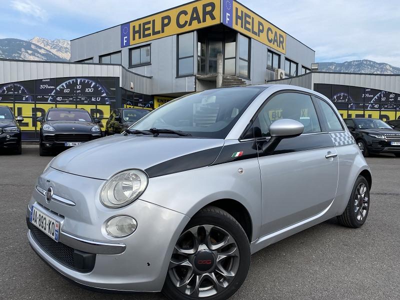 Fiat 500 1.3 MULTIJET 16V 75CH DPF SPORT Diesel GRIS F Occasion à vendre