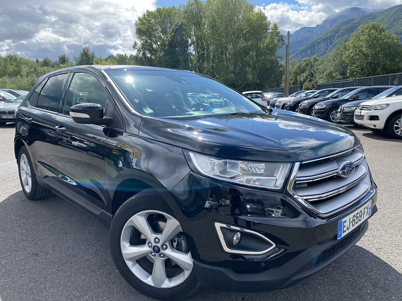 Photo 2 de l'offre de FORD EDGE 2.0 TDCI 180CH SPORT I-AWD à 24990€ chez Help car