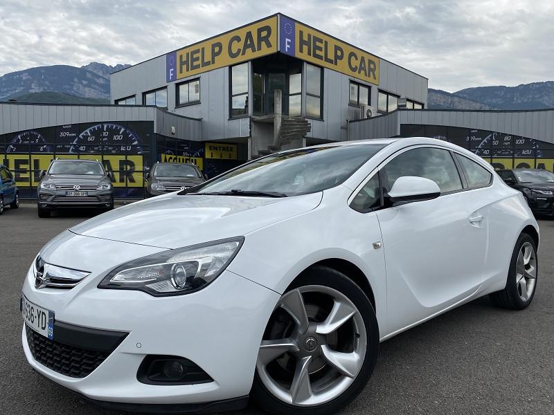 Opel ASTRA GTC 2.0 CDTI 165CH FAP SPORT START&STOP Diesel BLANC Occasion à vendre