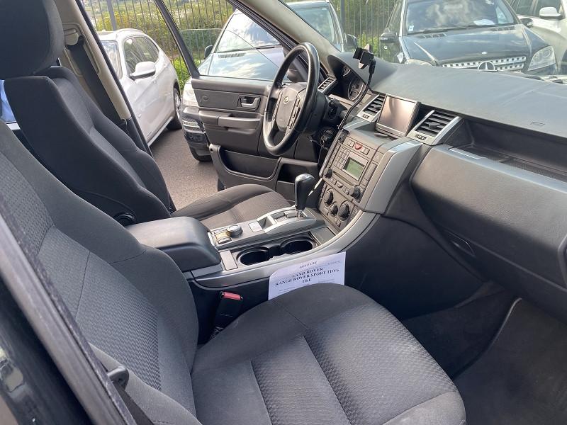 Photo 3 de l'offre de LAND-ROVER RANGE ROVER SPORT TDV6 HSE à 10990€ chez Help car