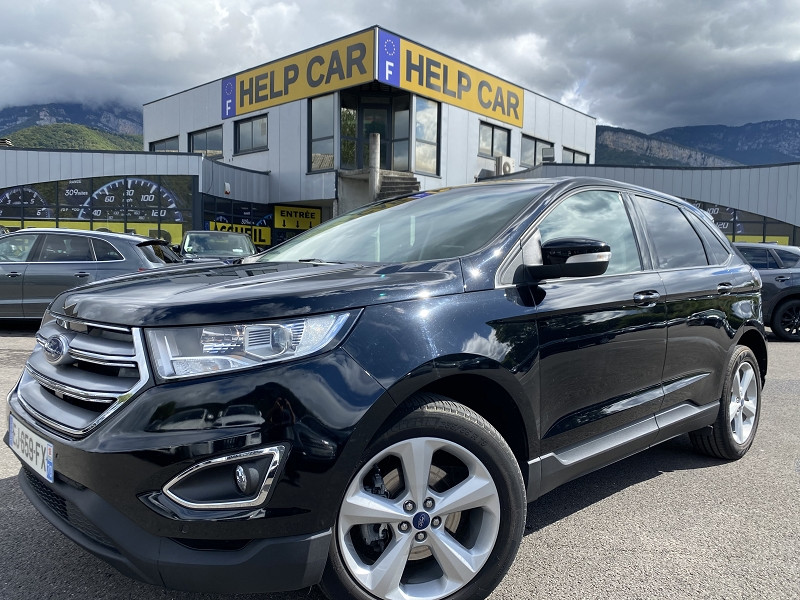 Photo 1 de l'offre de FORD EDGE 2.0 TDCI 180CH SPORT I-AWD à 24990€ chez Help car