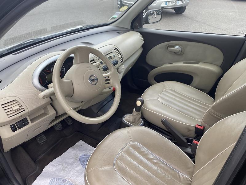 Photo 2 de l'offre de NISSAN MICRA 1.4 88CH LOLITA LEMPICKA 5P à 5490€ chez Help car