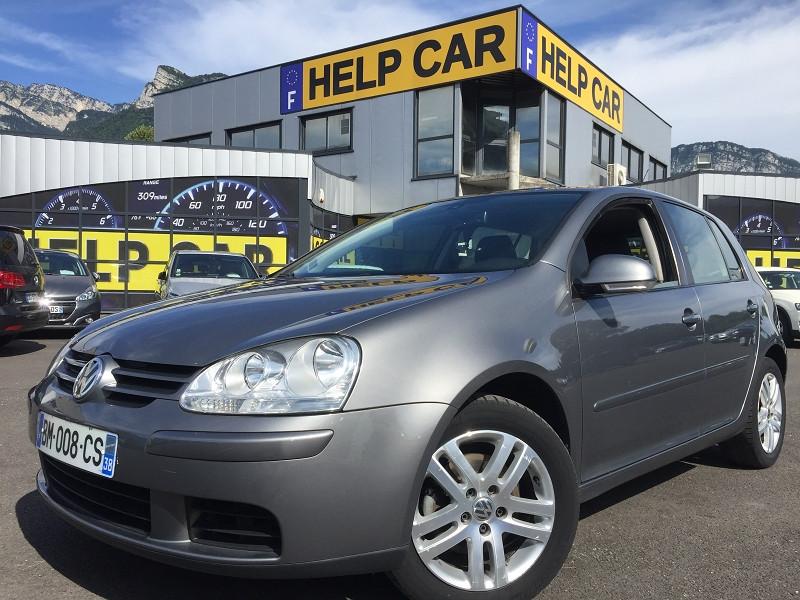 Volkswagen GOLF V 2.0 TDI 136CH CONFORT 5P Diesel ANTHRACITE Occasion à vendre