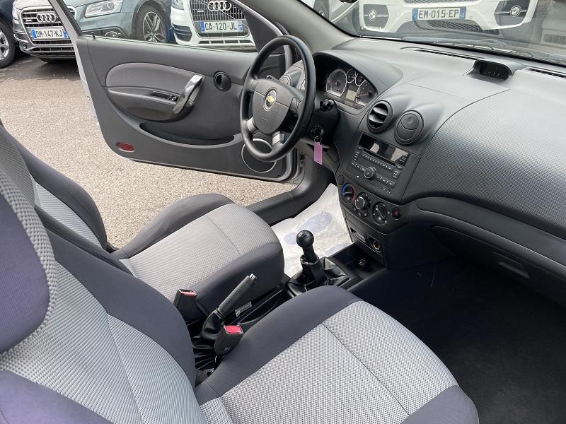 Photo 3 de l'offre de CHEVROLET AVEO 1.2 16V LS 3P à 5990€ chez Help car