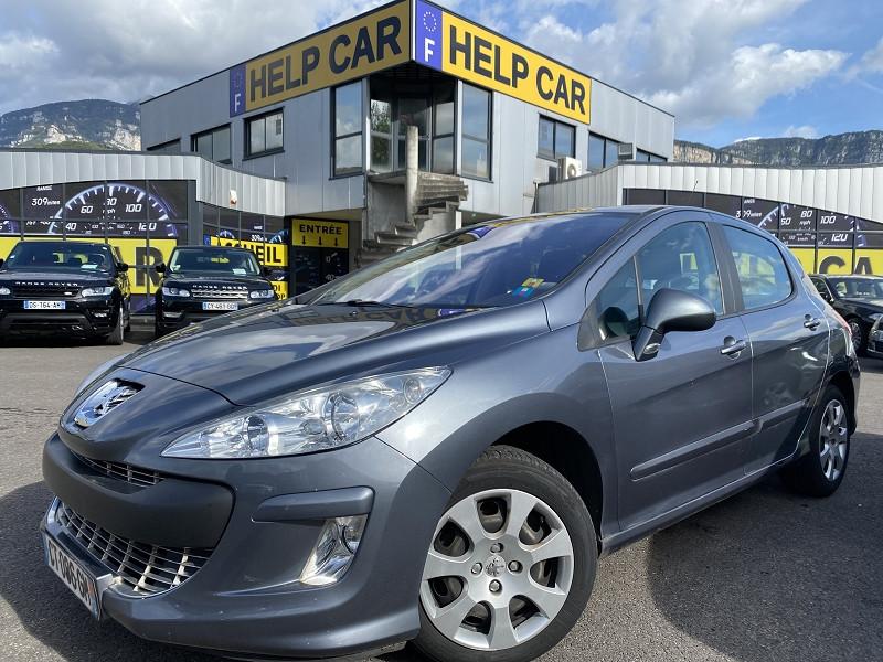 Peugeot 308 1.6 HDI110 CONFORT PACK FAP BVM5 5P Diesel GRIS F Occasion à vendre