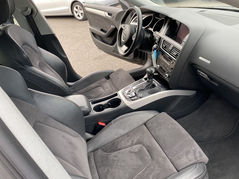 Photo 4 de l'offre de AUDI A5 SPORTBACK 3.0 V6 TDI 245CH S LINE PLUS QUATTRO S TRONIC 7 à 22990€ chez Help car