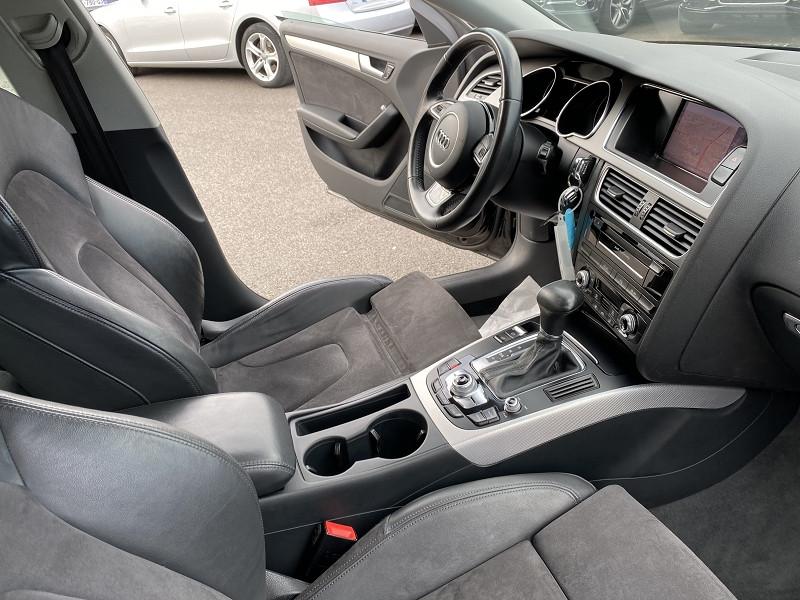 Photo 5 de l'offre de AUDI A5 SPORTBACK 3.0 V6 TDI 245CH S LINE PLUS QUATTRO S TRONIC 7 à 22990€ chez Help car