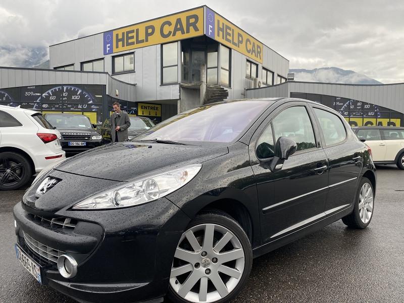 Peugeot 207 1.6 HDI110 FELINE FAP 5P Diesel NOIR Occasion à vendre