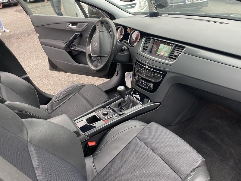 Photo 3 de l'offre de PEUGEOT 508 SW 2.0 HDI140 FAP ALLURE à 9990€ chez Help car
