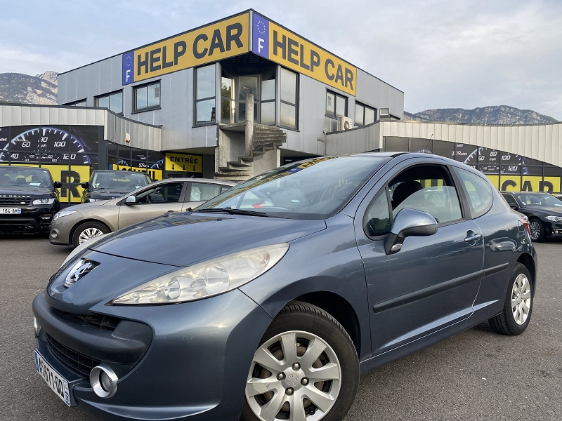 Peugeot 207 1.4 VTI 16V PREMIUM 3P Essence GRIS C Occasion à vendre