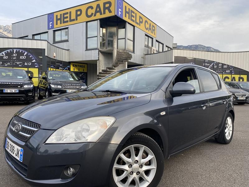 Kia CEE'D 1.6 CRDI115 ACTIVE 5P Diesel ANTHRACITE Occasion à vendre