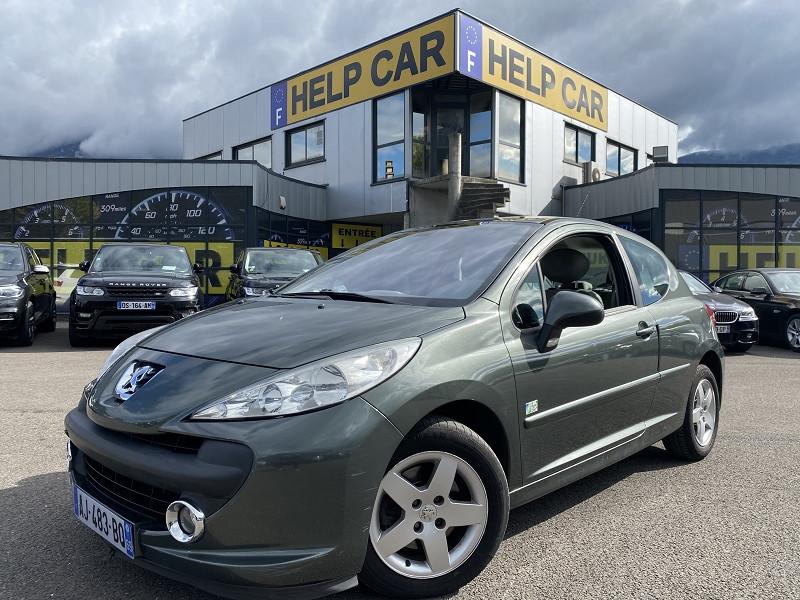 Peugeot 207 1.4 VTI 16V RWC 3P Essence GRIS Occasion à vendre