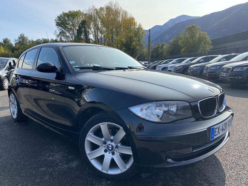 Photo 2 de l'offre de BMW SERIE 1 (E81/E87) 116I 122CH CONFORT 5P à 9990€ chez Help car