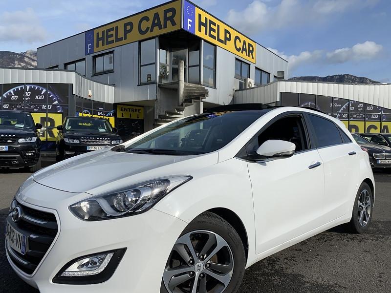 Photo 1 de l'offre de HYUNDAI I30 1.6 CRDI 110CH BLUE DRIVE BUSINESS 5P à 8990€ chez Help car
