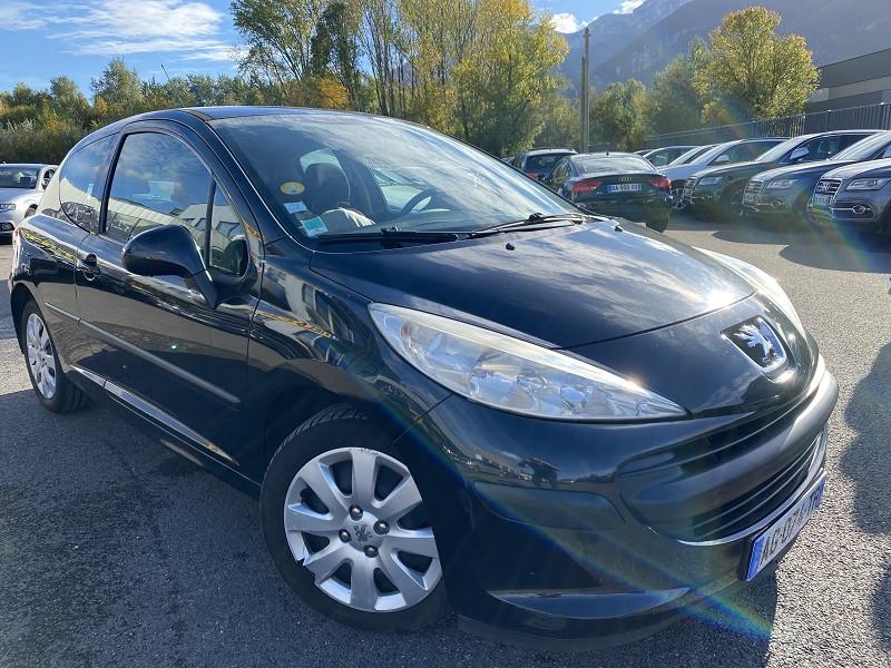 Peugeot 207 1.6 HDI110 SPORT 3P Diesel NOIR Occasion à vendre